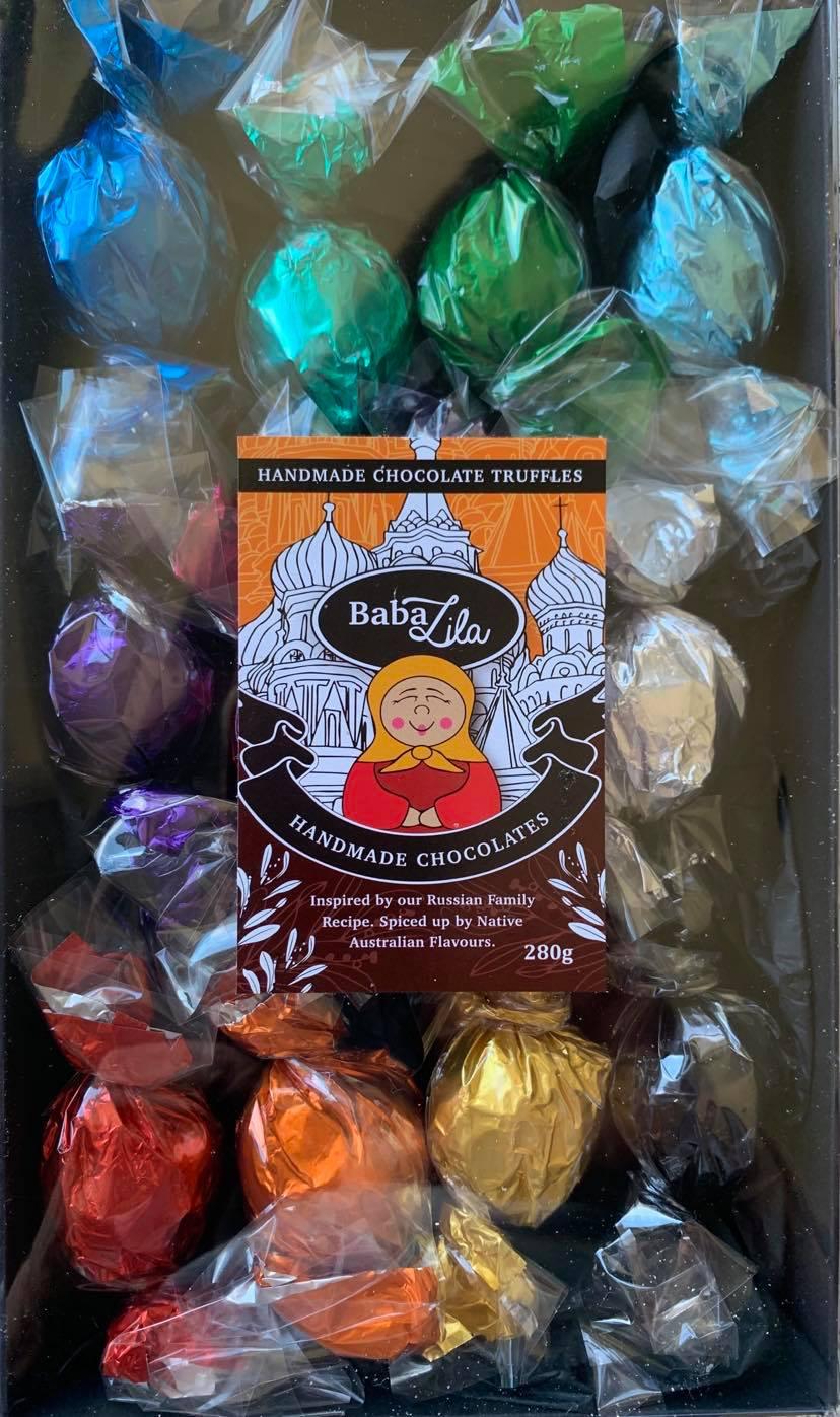 Baba Lila Chocolates Gift Box 1