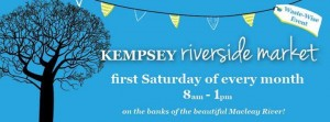 Kempsey Riverside Markets
