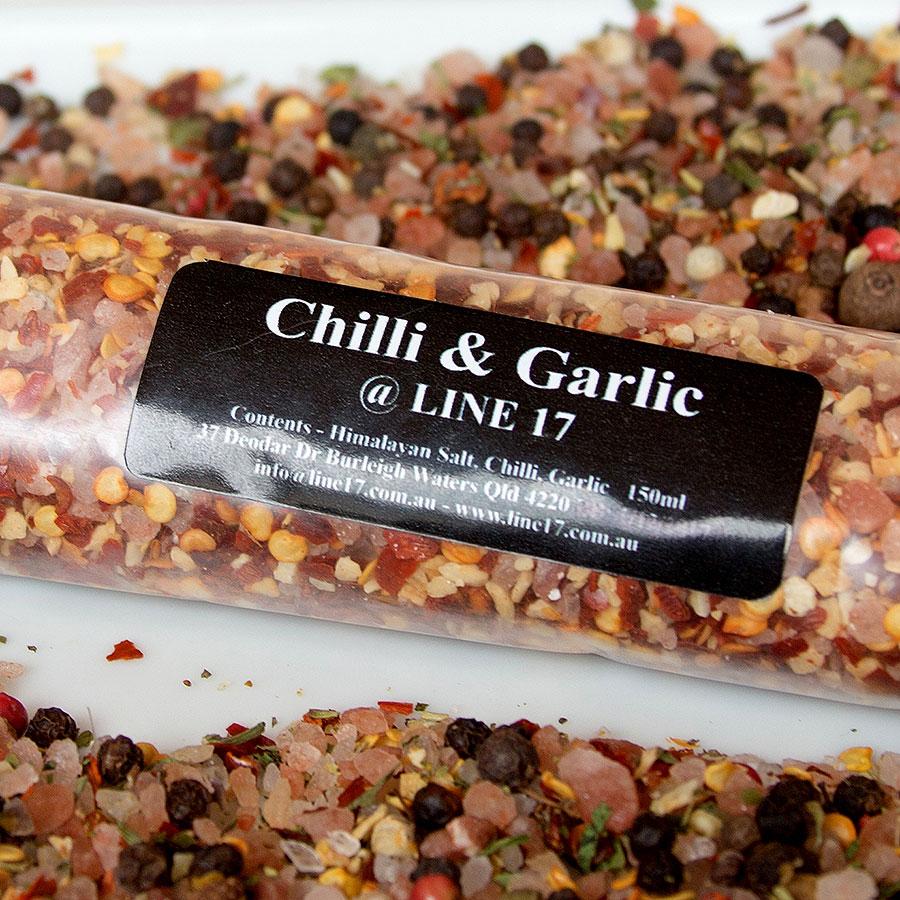 Chilli and Garlic Refill
