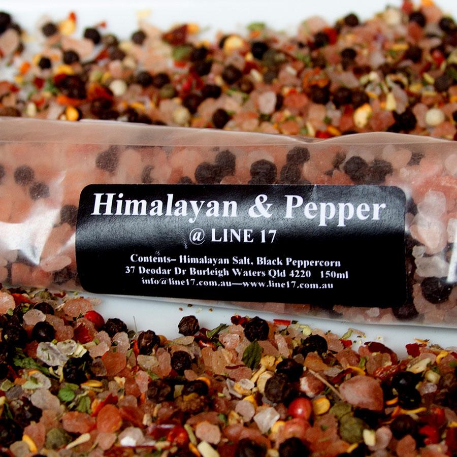 Himalayan Salt and Peppercorn Refill