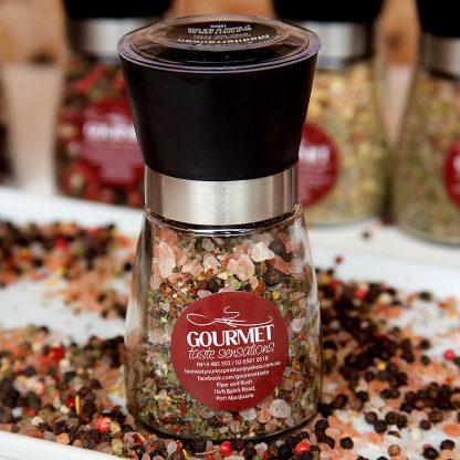 Mediterranean Salt Grinder