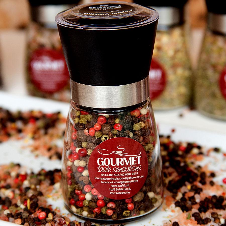 Pepper Gourmet Grinder