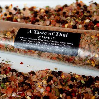 Taste of Thai Salt Grinder Refill
