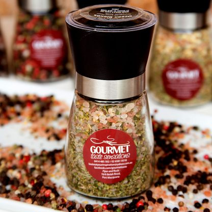 Ocean Blend Gourmet Salts