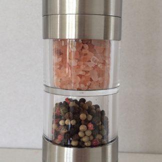 Himalayan Salt & Pepper Gourmet Duo Grinder
