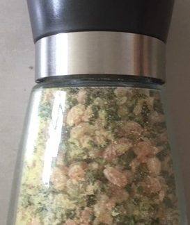 Chicken Salt Grinder