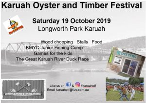 Karuah Oyster & Timber Festival