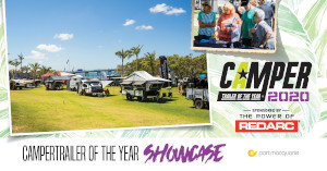 Camper Trailer of the Year Showcase Event