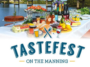 Tastefest on the Manning