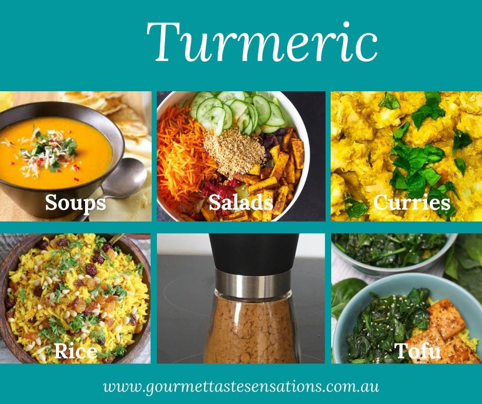Turmeric - Hints & Tips