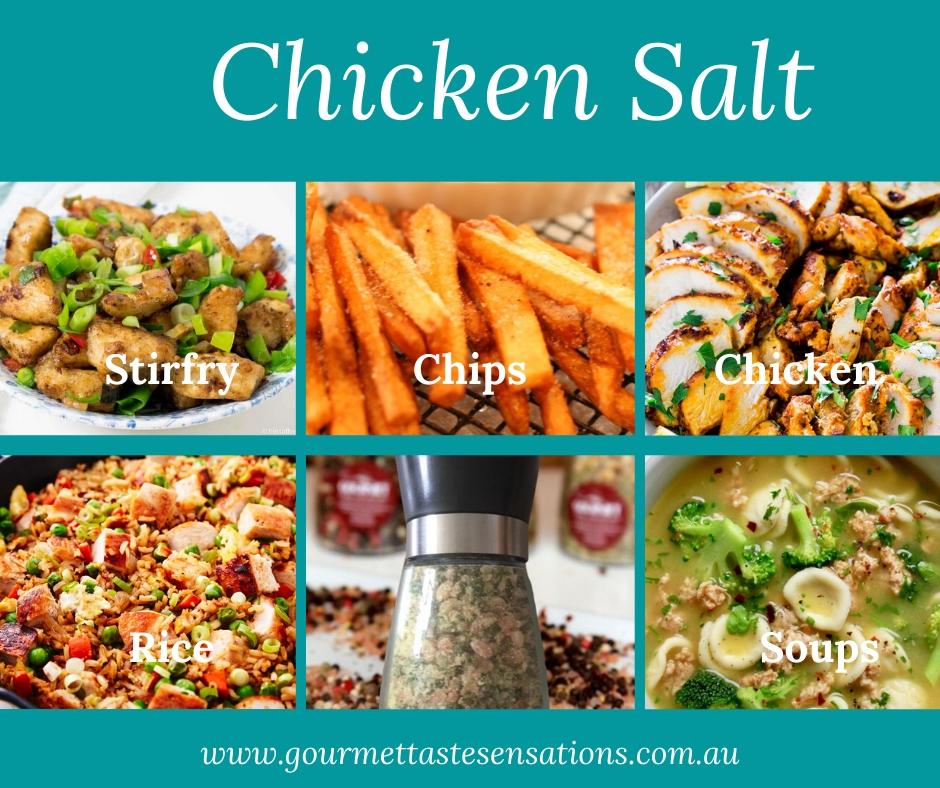 Chicken Salt - Hints & Tips