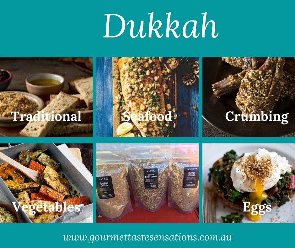 Dukkah - Hints & Tips