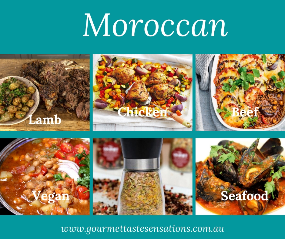 Moroccan - Hints & Tips