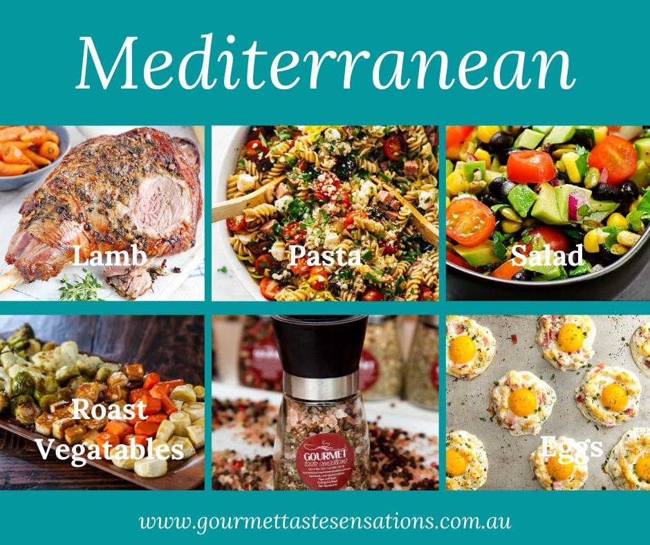Mediterranean - Hints & Tips