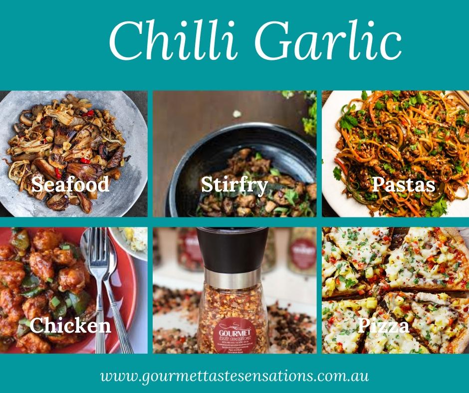 Chilli Garlic - Hints & Tips
