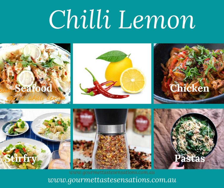 Chilli Lemon - Hints & Tips