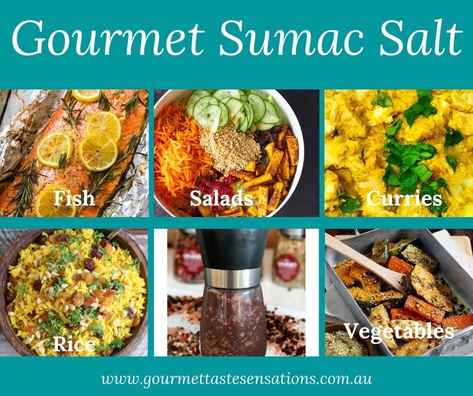Gourmet Sumac Salt