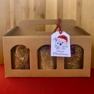 Dukkah Gift Pack (3 resealable packs)