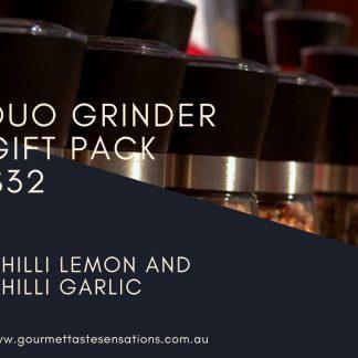 Chilli Lemon & Chilli Garlic Duo Gift Pack
