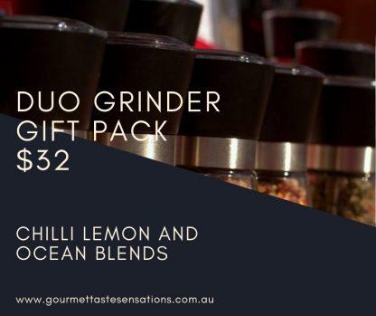 Chilli Lemon & Ocean Blends Duo Gift Pack