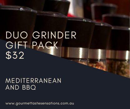Mediterranean & BBQ Duo Gift Pack