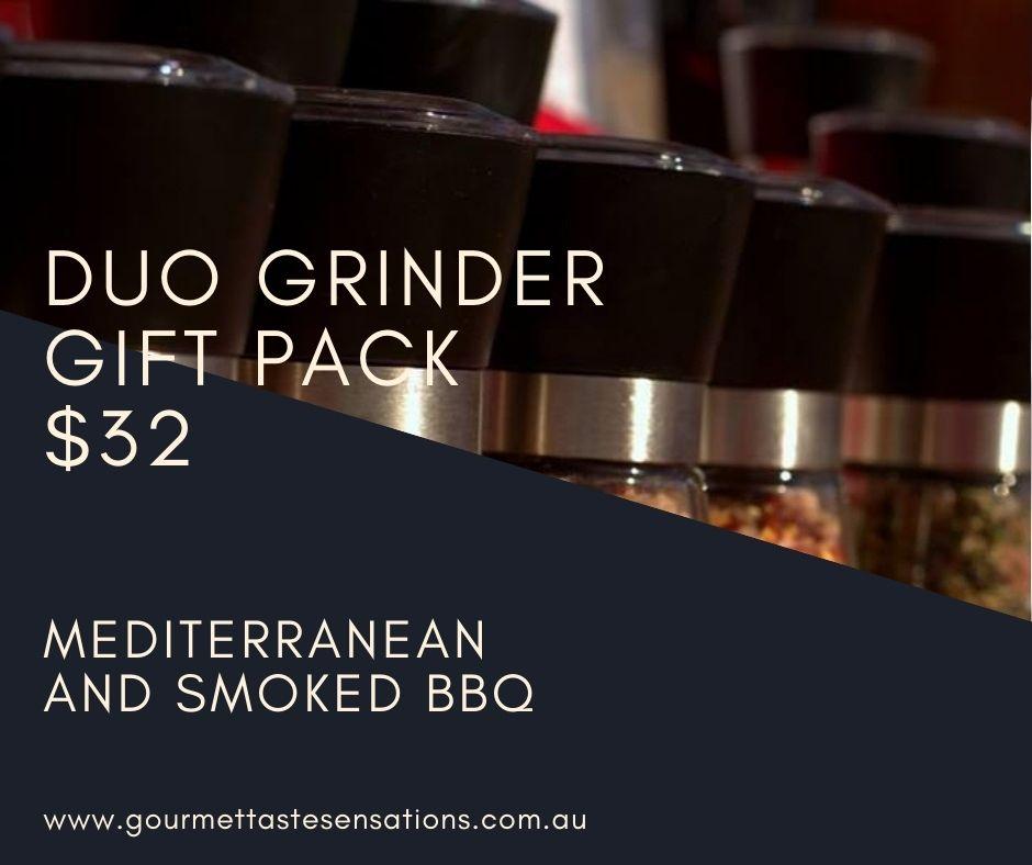 Mediterranean & Smoked BBQ Duo Gift Pack